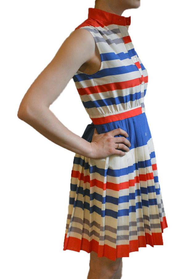 Thomas Sires Barbancourt Dress
