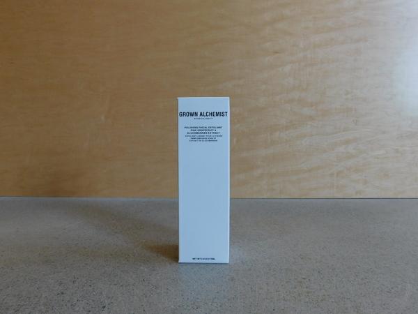 Grown Alchemist Polishing Facial Exfoliant | Pink Grapefruit + Glucomannan Extract