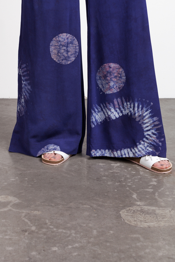 Osei-Duro Lorem Wide Trouser