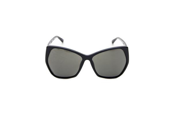 Linda Farrow Luxe Oversized Angular Sunglasses