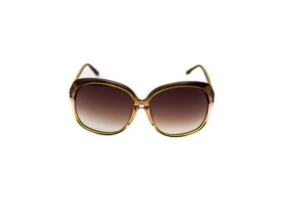 Linda Farrow Luxe Ultimate Oversized Sunglasses