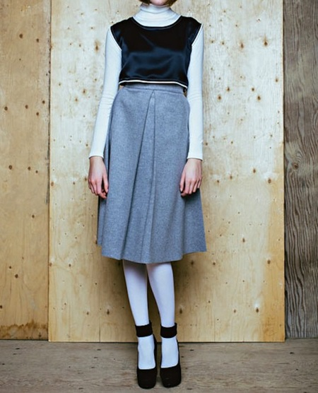 Eliza Faulkner Long Manoush Skirt
