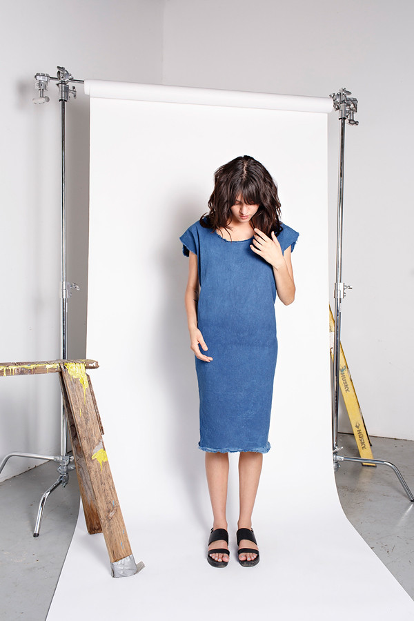 Miranda Bennett Basic Dress