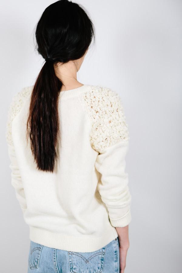 SHAE NY Boucle Sweater