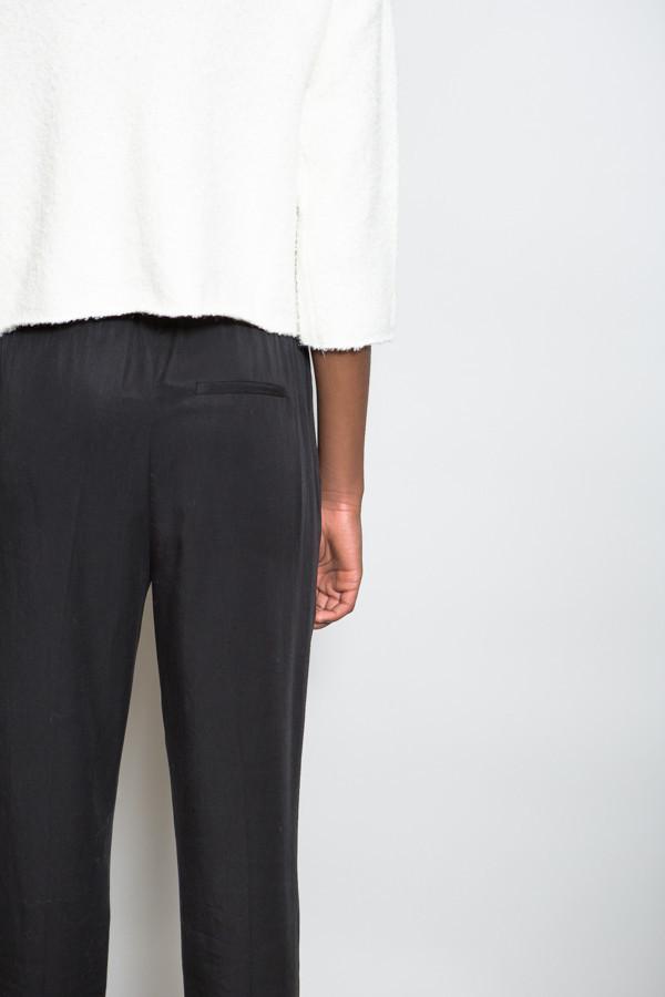 Achro Elastic Waist Slouchy Pants