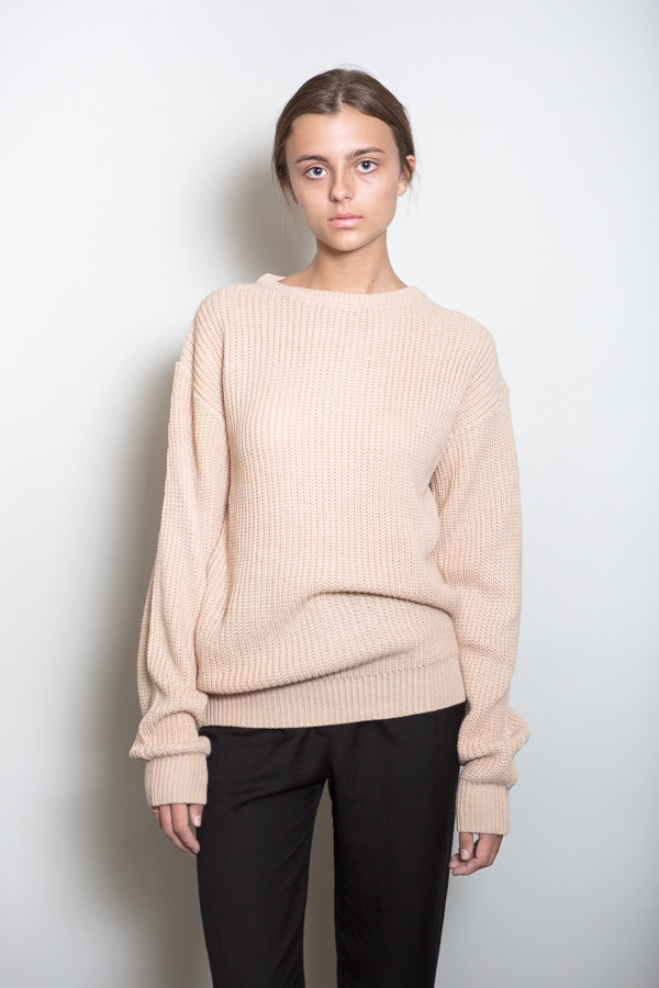 Callahan Oversized Boyfriend Sweater