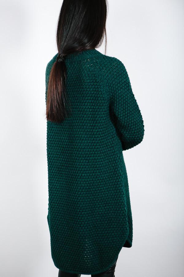 Ali Golden Oversized Sweater Dress