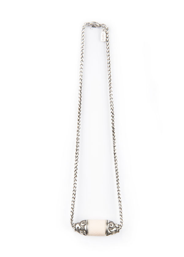 Dudine Riviera Capped Necklace