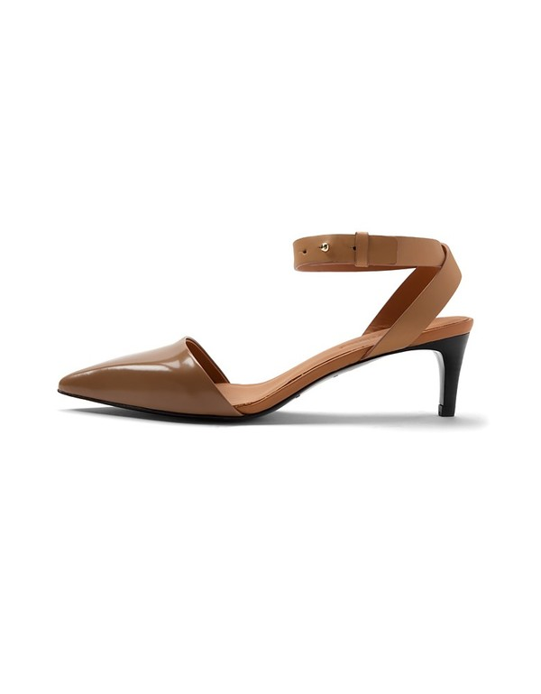 See By Chloe Pointed Toe Heeled Sandal