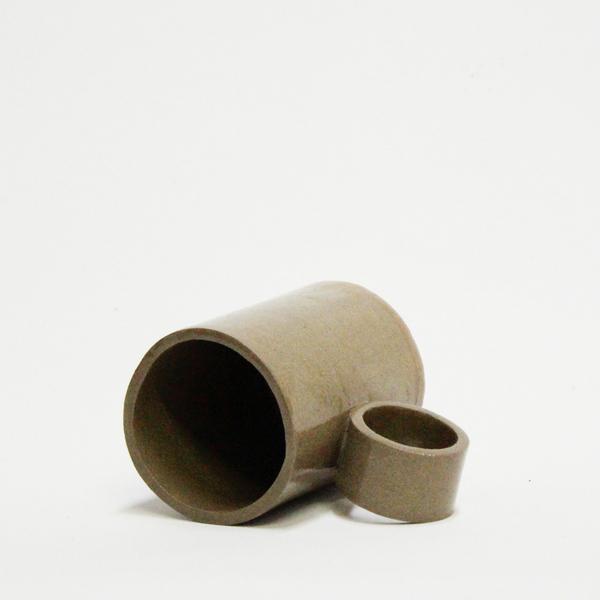 Lindsey Hampton Mug with Ring Handle
