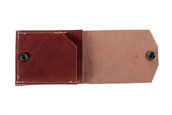 Union Wood Co. Billfold Wallet - Brown