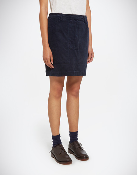 YMC HEAVY CORD SKIRT