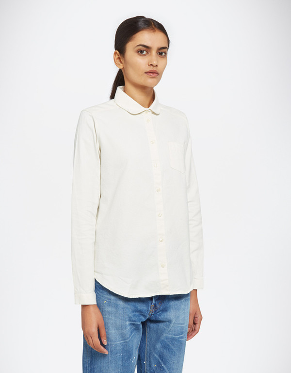 YMC OXFORD A LINE SHIRT