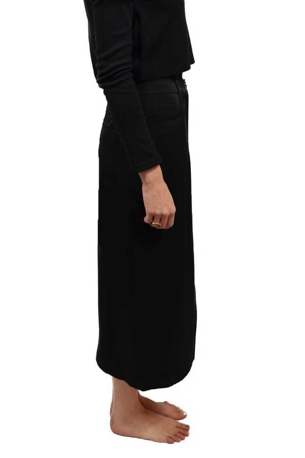 Opening Ceremony Flex Satin Split Skirt