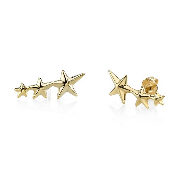 Gabriela Artigas Shooting Star Earrings