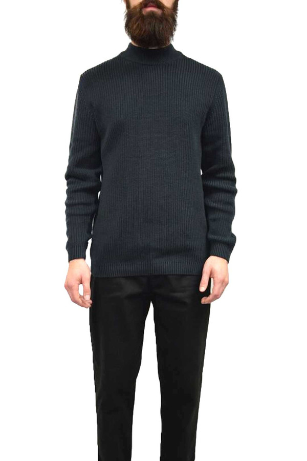 Men's Dickies Construct VICTORY CREW KNIT I NAVY