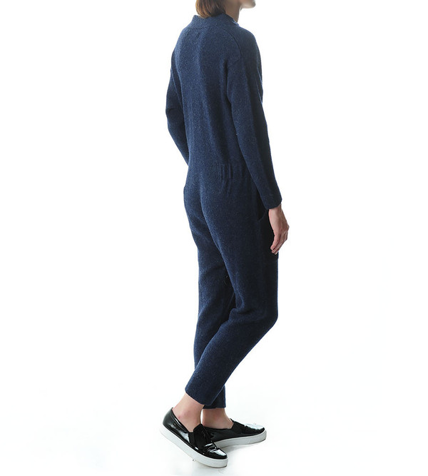 Lauren Manoogian Wool Utility Jumpsuit