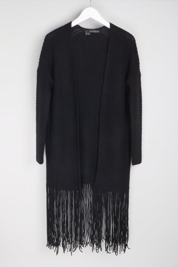 360 Sweater Quincy Fringe Cardi