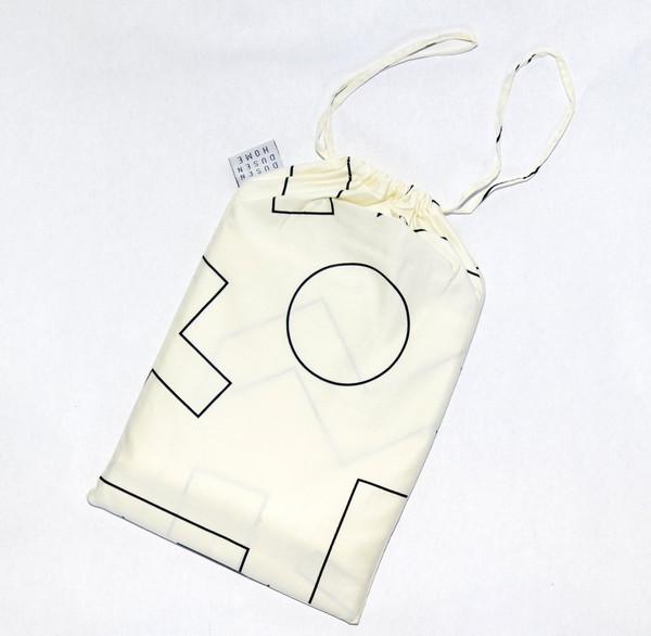 Dusen Dusen Objects Pillowcase Set