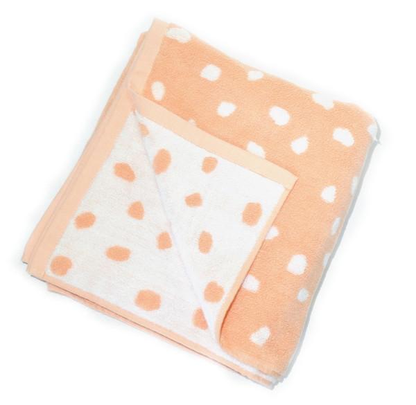 Dusen Dusen Pink Rocks Towel