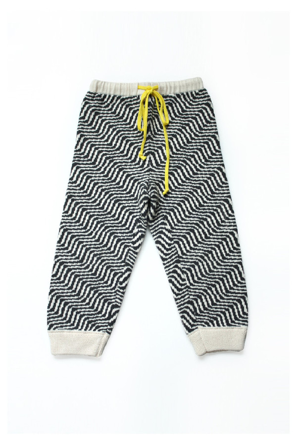 Kid's Micaela Greg Squiggle Sweatpant