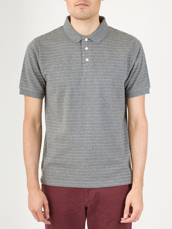 Men's Penfield Ware Stripe Polo