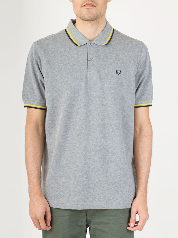 Men's Fred Perry Twin Tipped Shirt