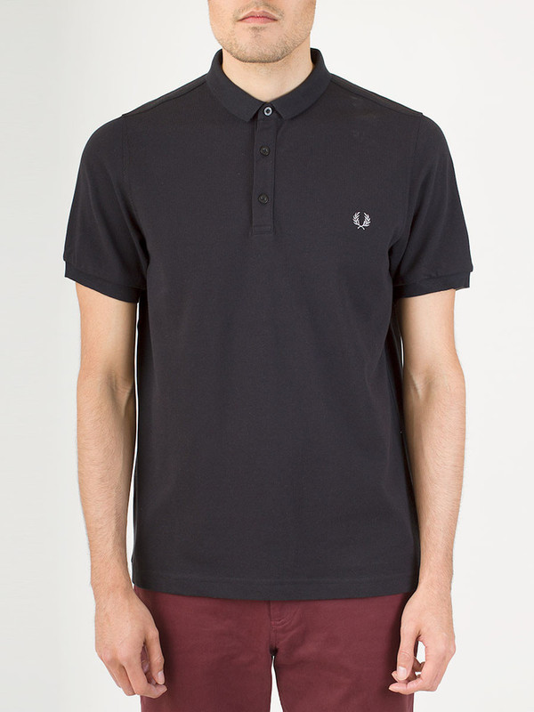 Men's Fred Perry Tipping Pop Shirt