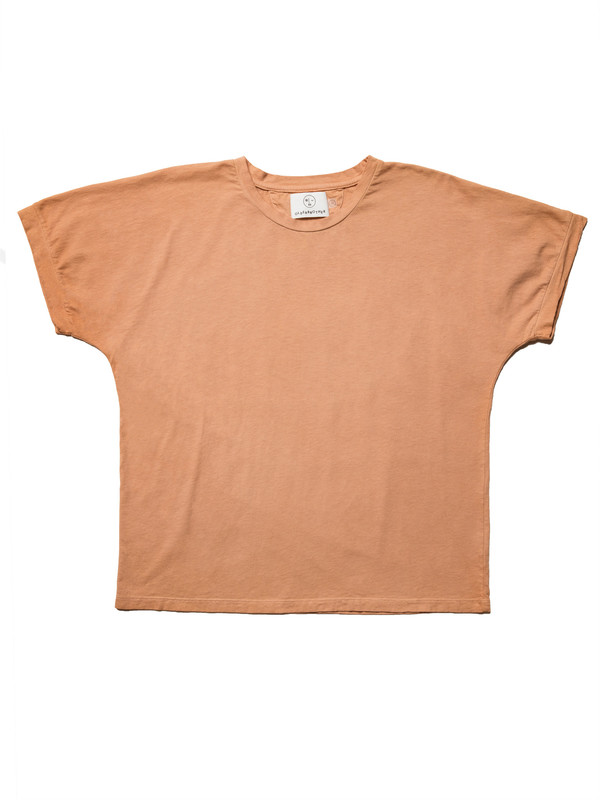 Olderbrother Anti-fit OB Tee | Chestnut