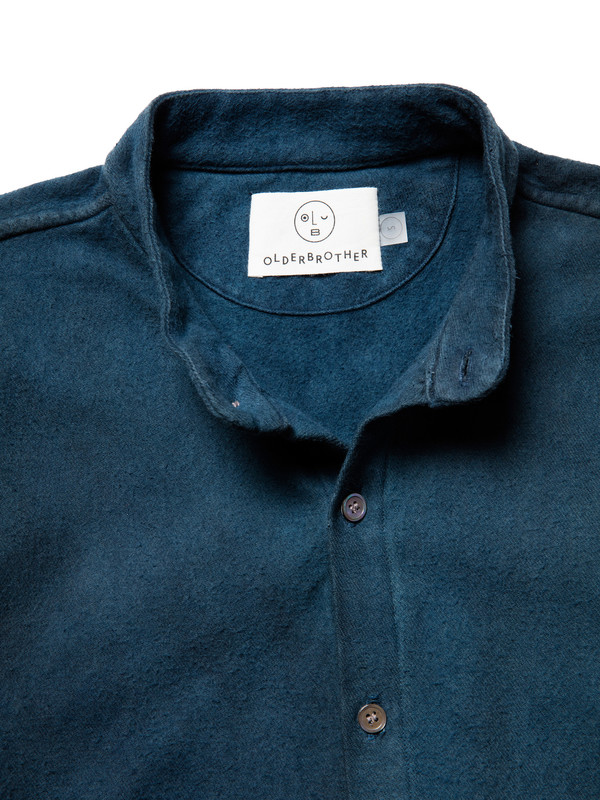 Olderbrother OB Band Collar | Indigo Plus