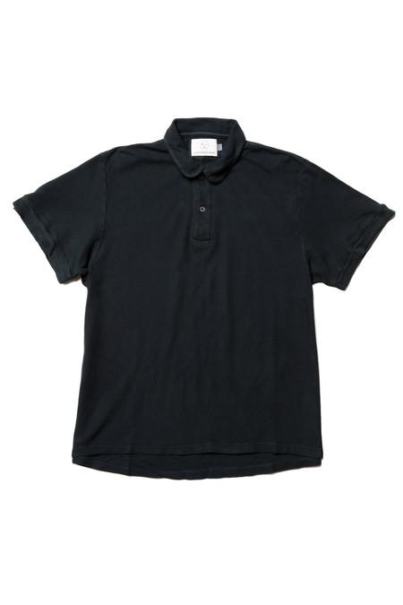Men's Olderbrother Polo - Black Indigo