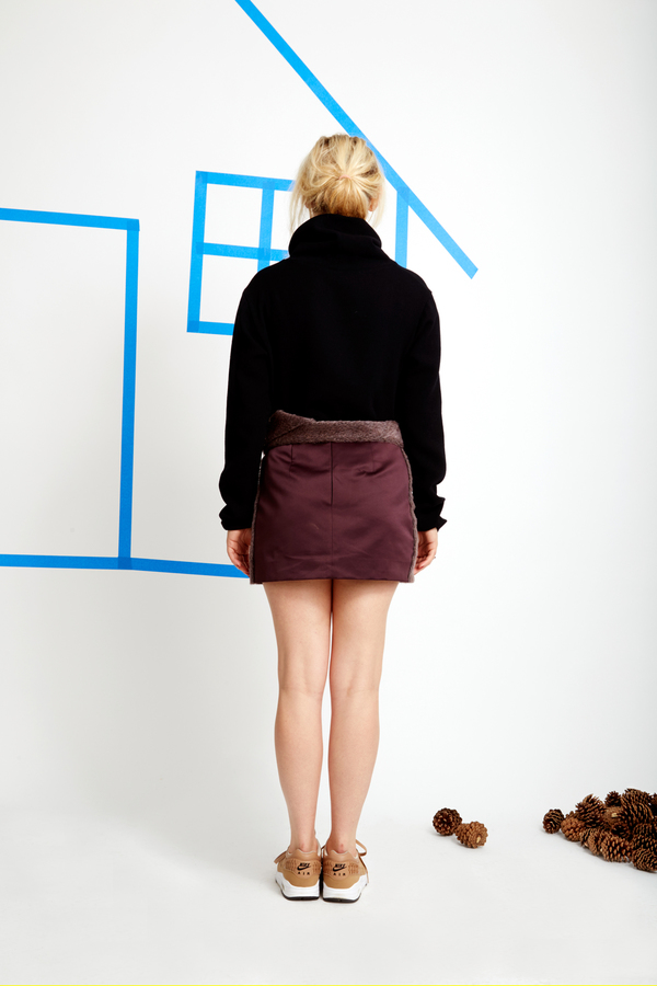 The FOUR Mooli Short Skirt