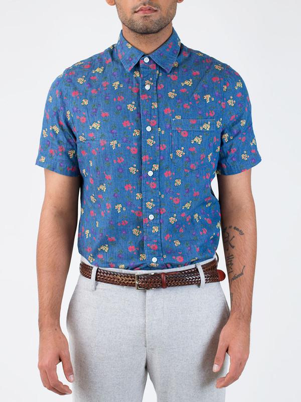Men's Vanishing Elephant Forbes Shirt