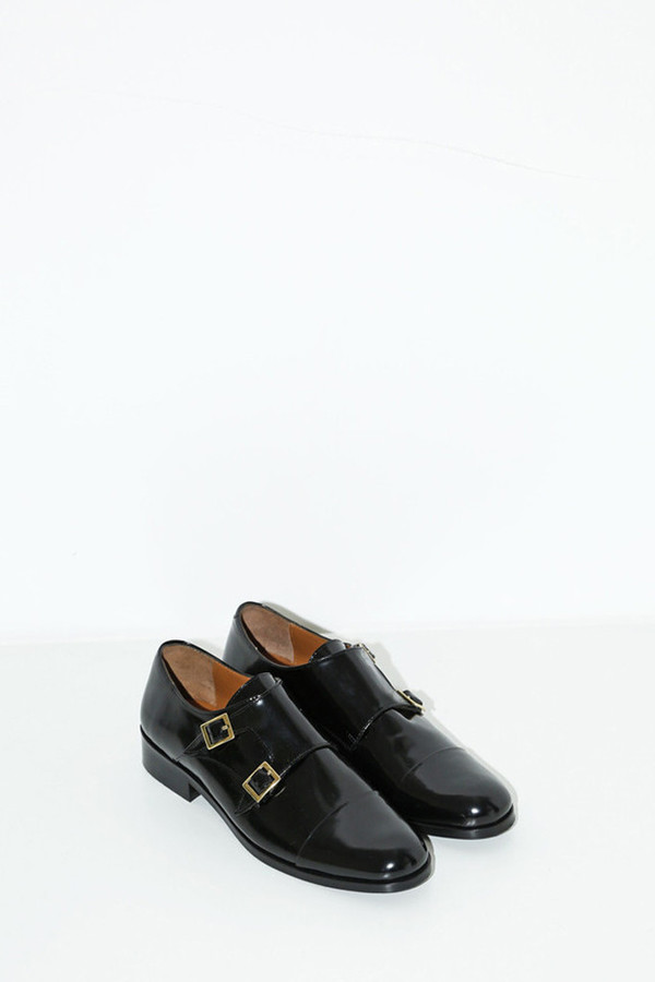Anne Thomas Black Mister Thomas Shoe