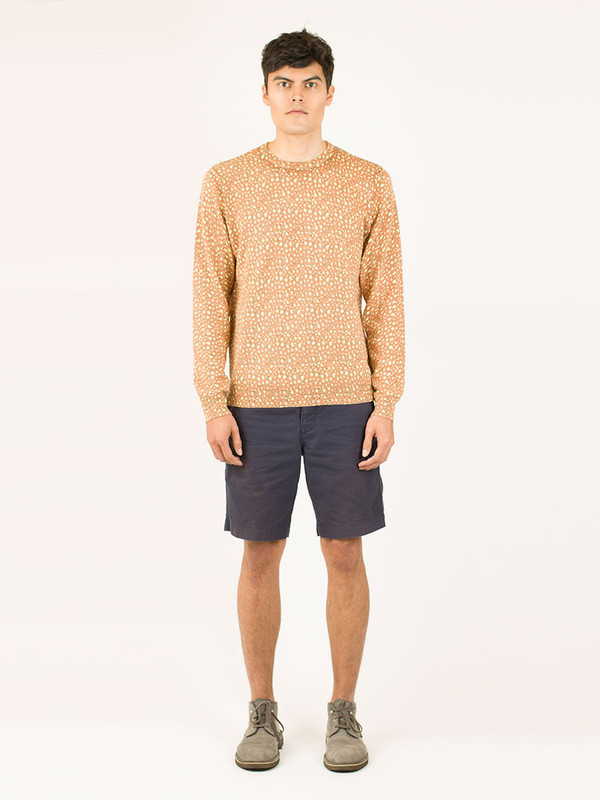 Men's Vanishing Elephant Classic Crew Neck