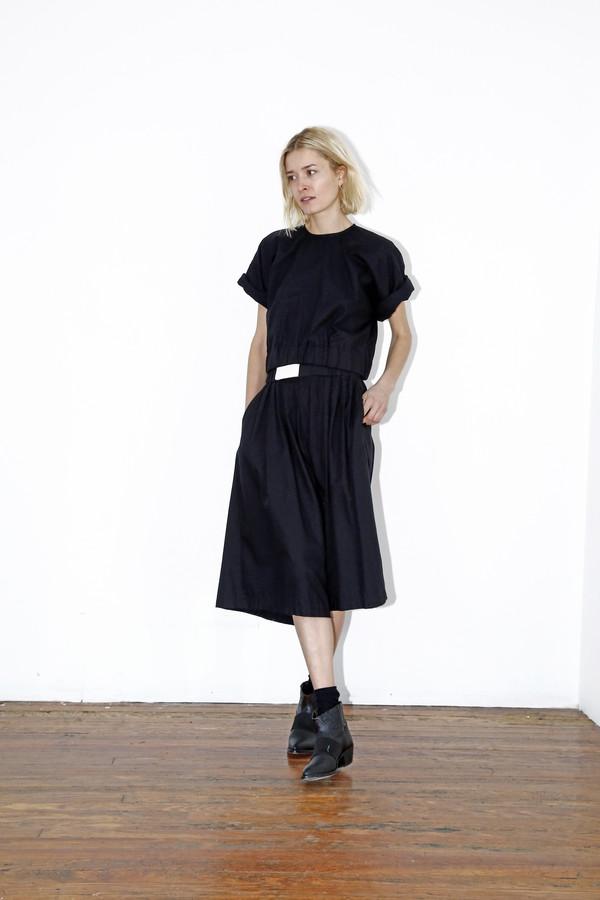 Black Baggy Shorts