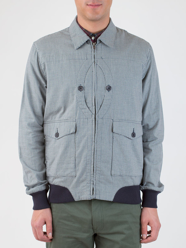 Men's YMC Gingham Jacket