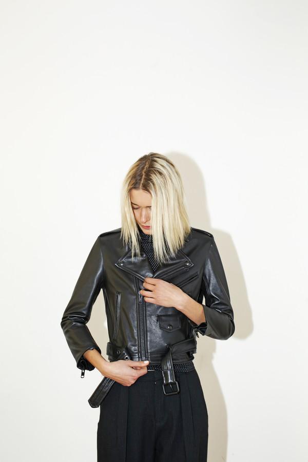 MARKOO Black Electra Jacket