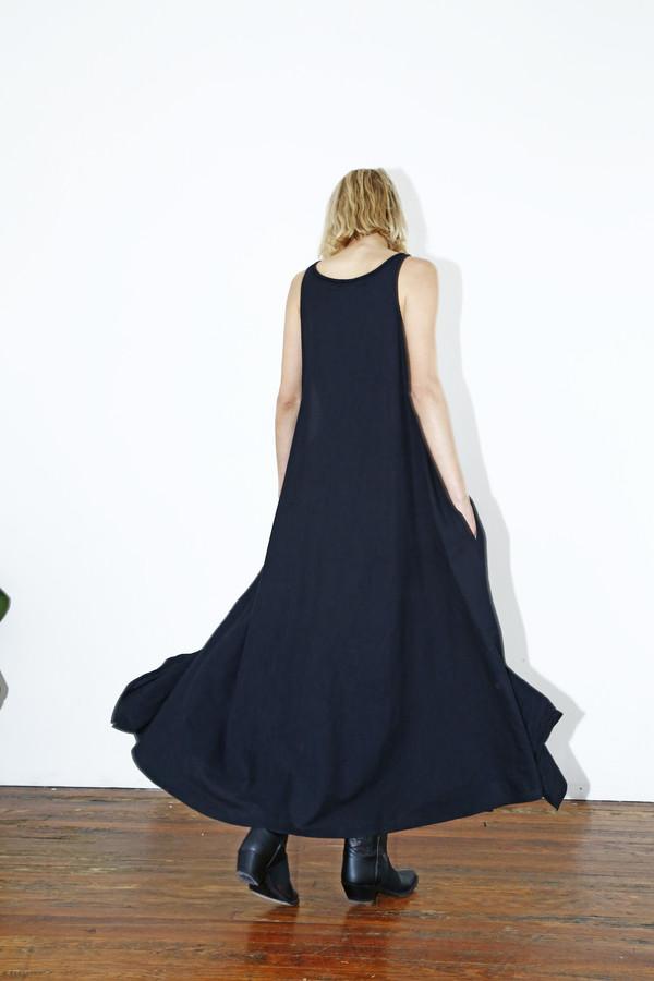 Black Indian Dress