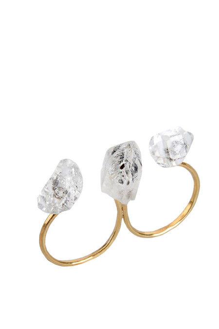 Jorge Morales Double Ring