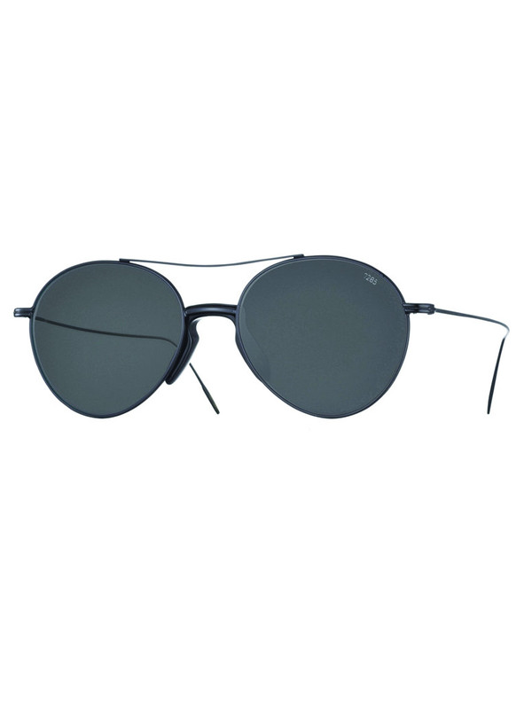 Unisex Eyevan7285 716-E Aviator Sunglasses