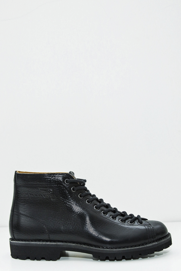 Men's Fracap Black Monkey Boot