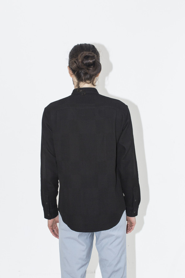 Men's Neubu Black Babu Shirt