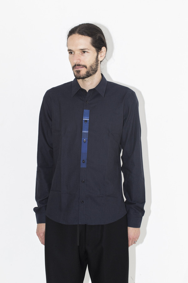 Smith-Wykes Binary Placket Shirt