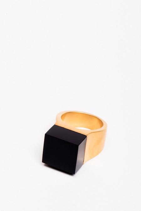 Ming Yu Wang Vector Ring Onyx