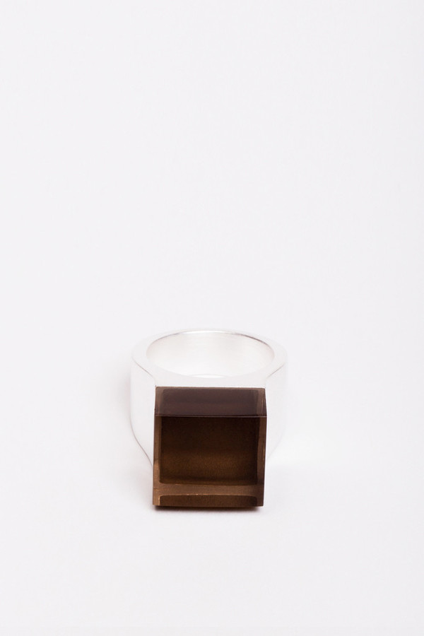 Vector Ring Quartz