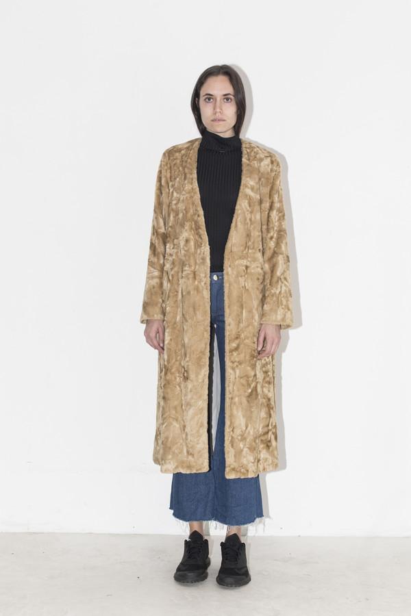 Yune Ho Sophia Faux Coat