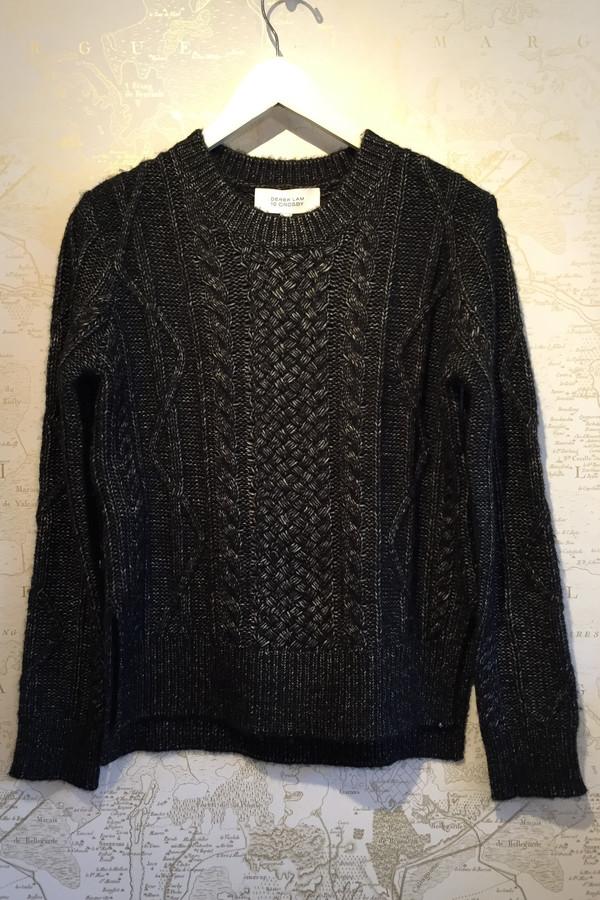 Derek Lam 10 Crosby Crew Neck Sweater