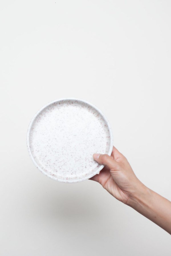 EXCLUSIVE: Lindsey Hampton Medium Plate