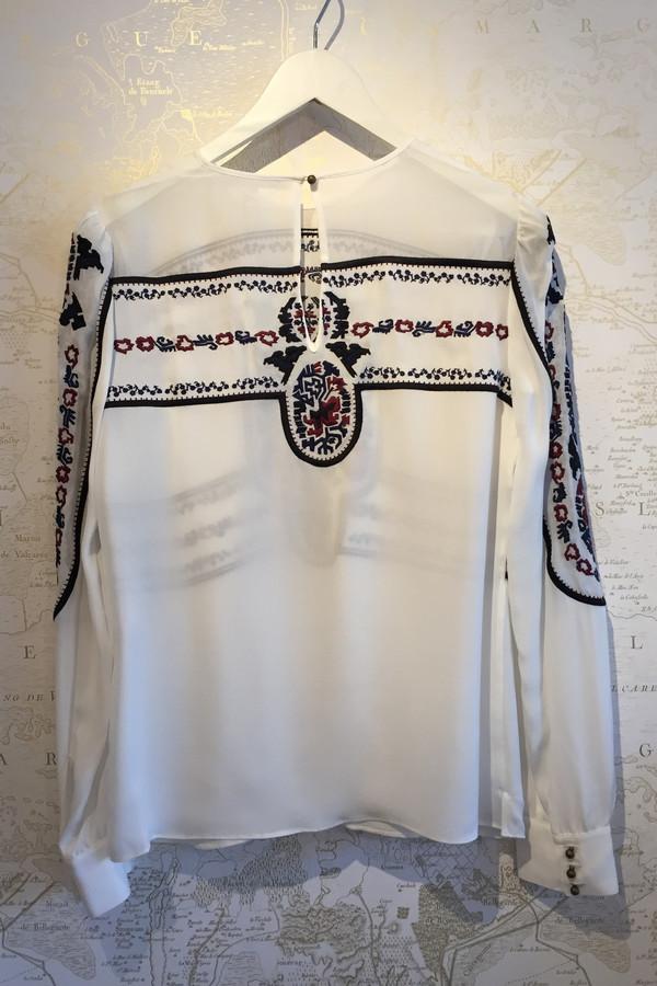 Veronica Beard 'Tobie' Boho blouse